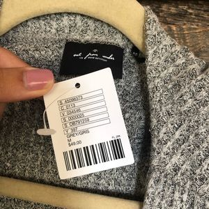Urban Outfitters Sweaters - New gray cardigan
